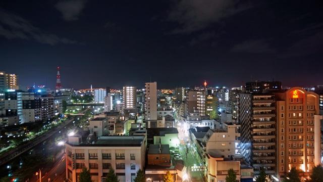 オークラ福岡_夜景
