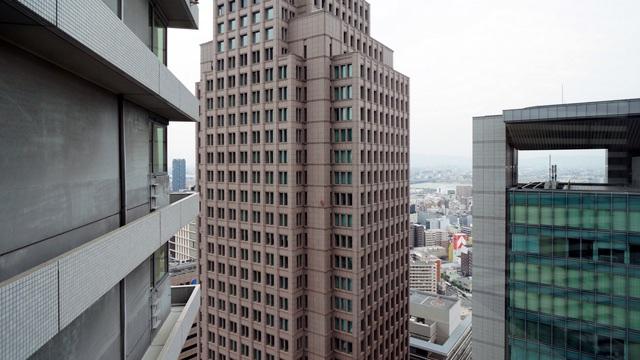 ザ・リッツ・カールトン大阪_北側の眺望