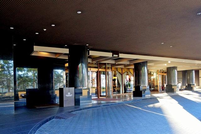 ルネッサンスサッポロホテル_エントランス