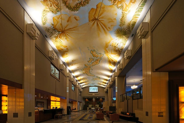 ルネッサンスサッポロホテル_メインロビー