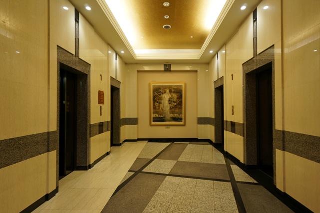 ルネッサンスサッポロホテル_エレベーターホール