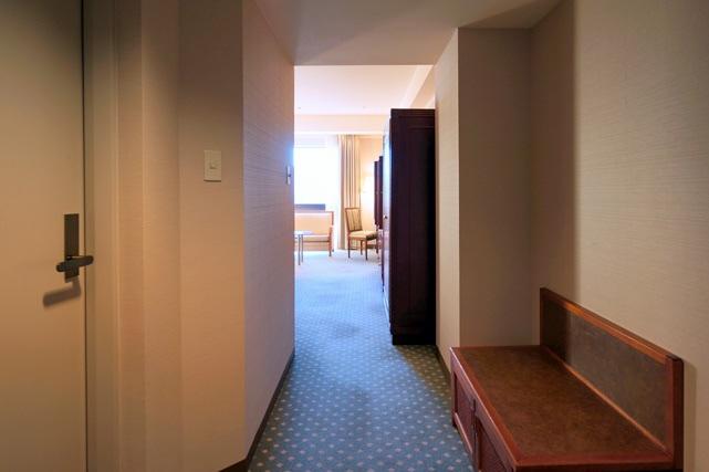 ルネッサンスサッポロホテル_客室玄関