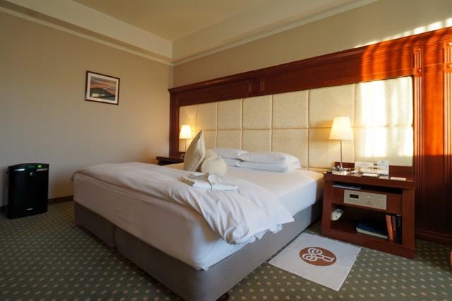 ルネッサンスサッポロホテル_ベッド