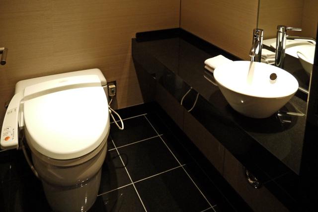 コンラッド東京_ゲスト用トイレ