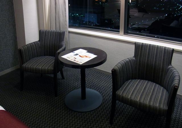 第一ホテルシーフォート_アームチェア