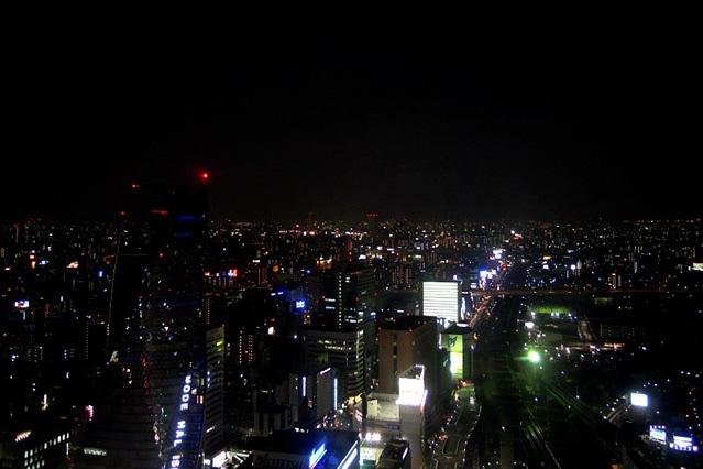 名古屋マリオットアソシア_夜景