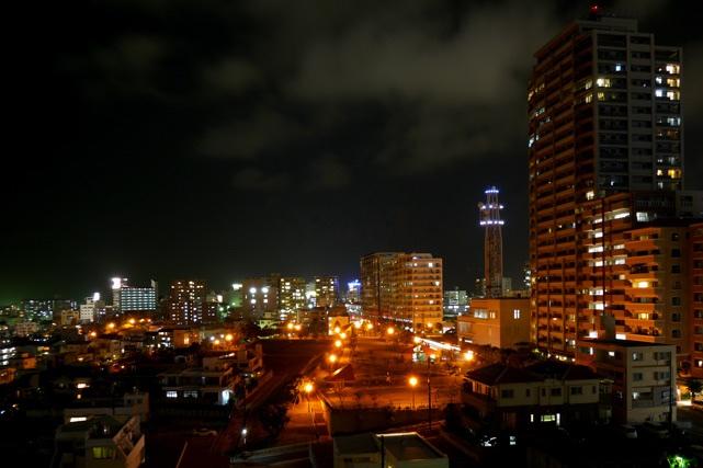 ザ・ナハテラス_夜景