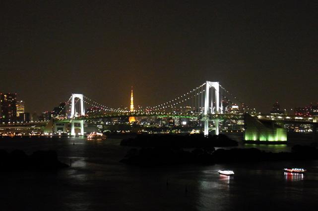 日航東京_夜景