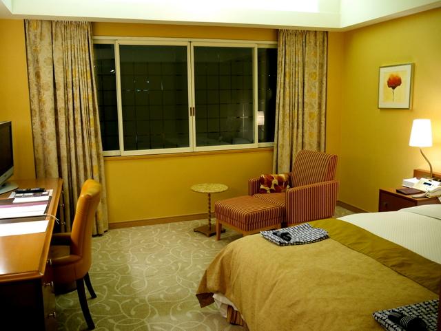 ホテルオークラ東京_スタンダードダブル