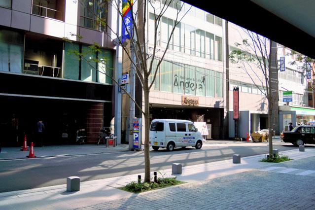 セントレジス大阪_エントランス