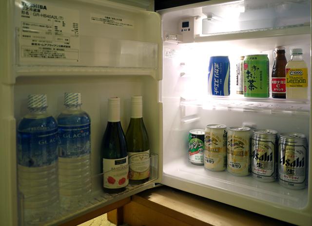 横浜ベイホテル東急_冷蔵庫
