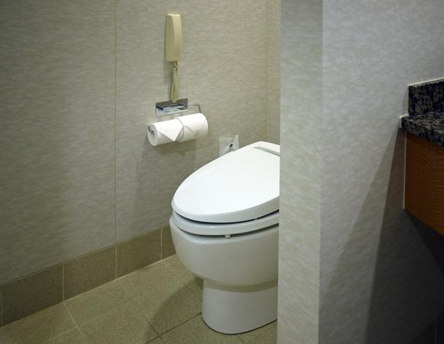 横浜ベイホテル東急_トイレ