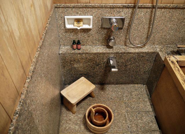 FS椿山荘_浴室