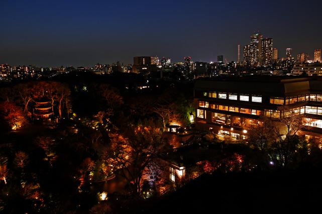FS椿山荘_夜景