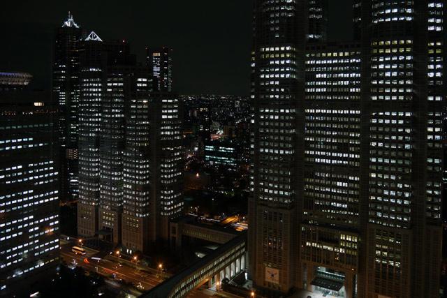 京王プラザ_夜景
