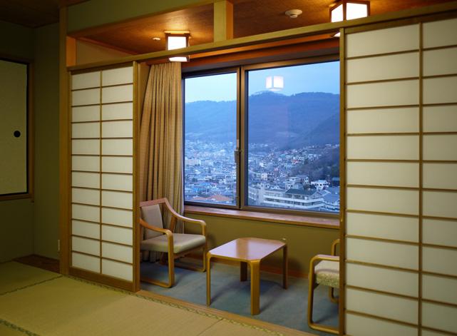 甲府富士屋ホテル_ラグジュアリー和室