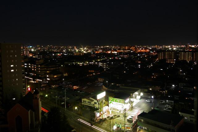 甲府富士屋ホテル_眺望