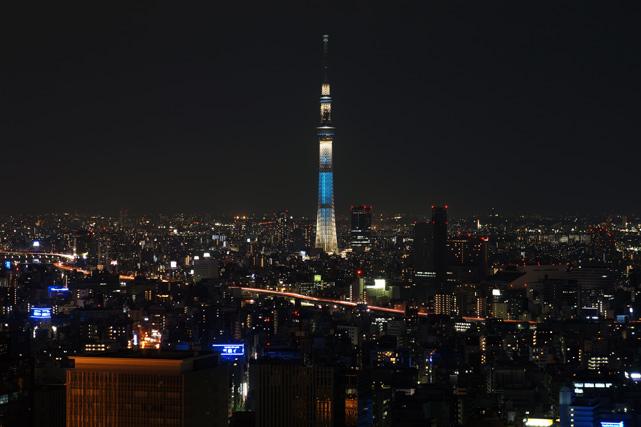 シャングリ・ラ東京_眺望