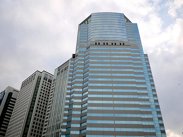 ストリングスホテル東京_外観