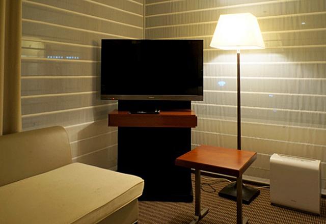 ストリングスホテル東京_テレビ