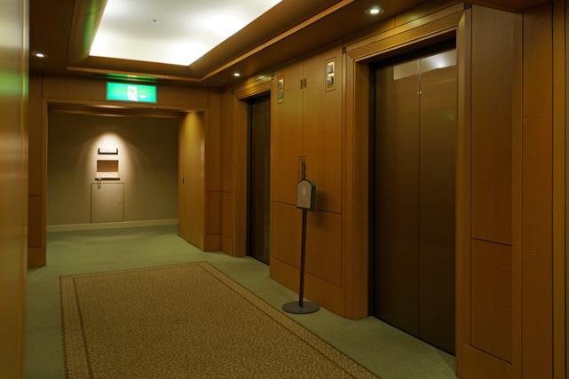 インターコン東京ベイ_エレベーターホール