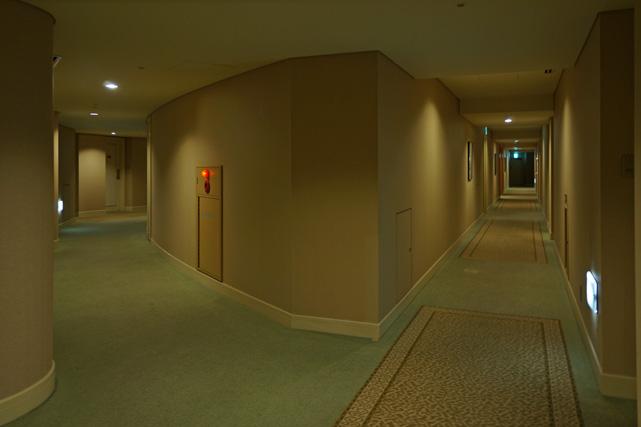 インターコン東京ベイ_廊下