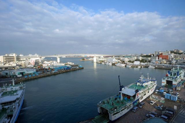 沖縄かゆりしナハ_眺望