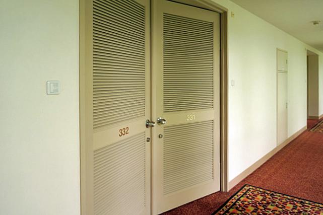 ザ・プリンス軽井沢_客室ドア