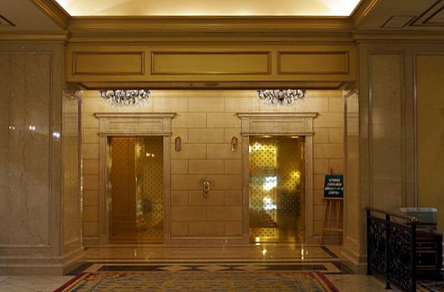 リーガ東京_エレベーターホール