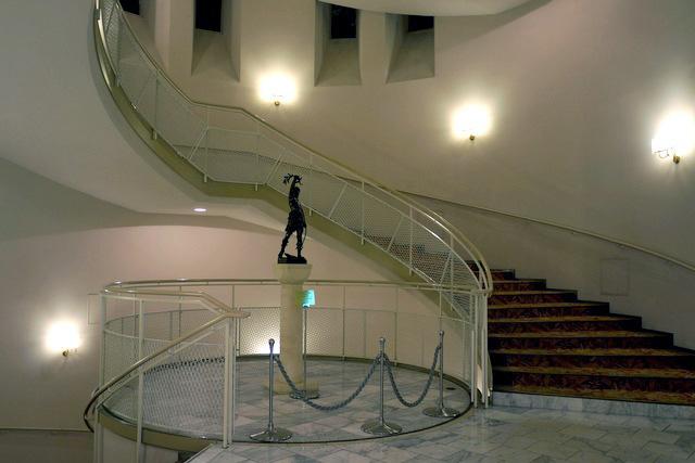さくらタワー_階段