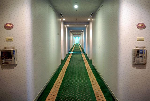 さくらタワー_廊下