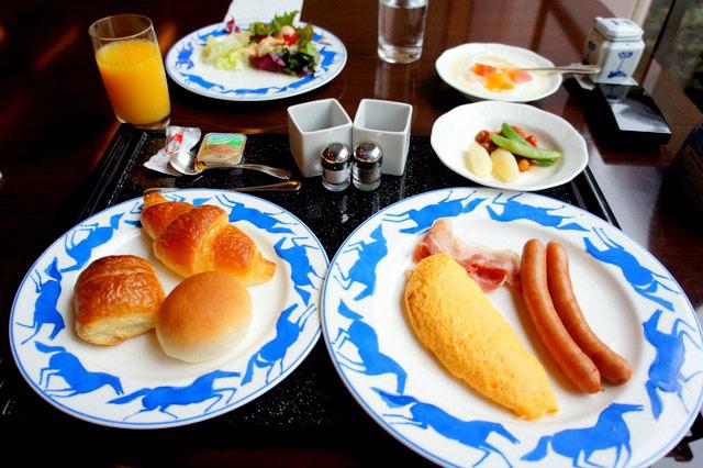 さくらタワー_朝食