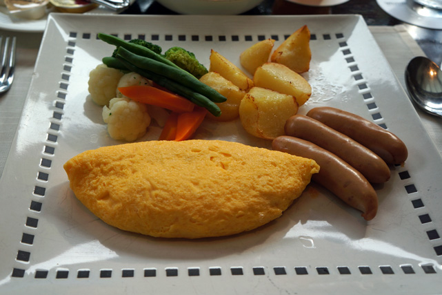 ウェスティン東京_朝食