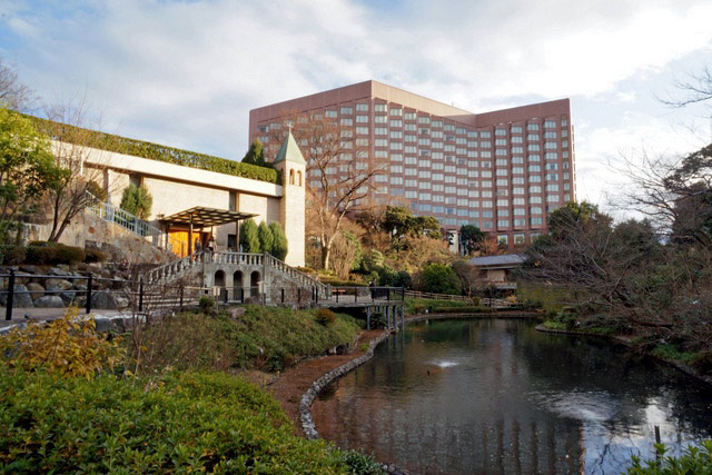椿山荘東京_外観