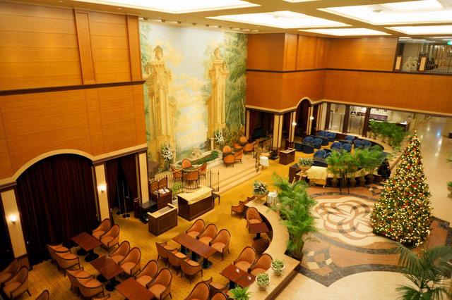 第一ホテル東京_ロビー