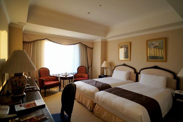 第一ホテル東京_スーペリアツイン