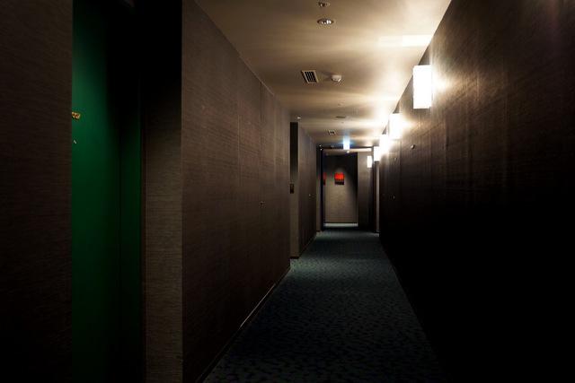 ゲートホテル雷門_廊下