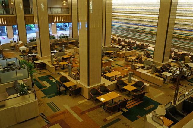 帝国ホテル東京_ロビー