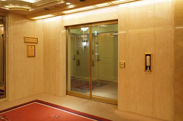 帝国ホテル東京_セキュリティドア