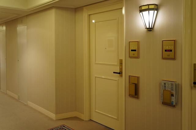 帝国ホテル東京_廊下