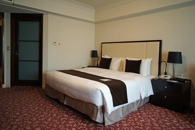 帝国ホテル東京_デラックスダブル
