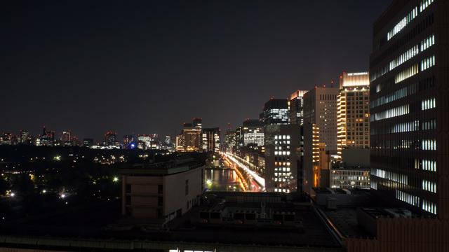 帝国ホテル東京_眺望