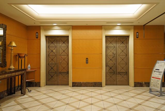 メトロポリタン盛岡_エレベーターホール
