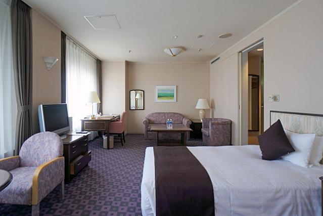 札幌全日空ホテル_プレミアツイン