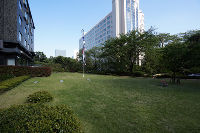 グランドプリンス高輪_庭園