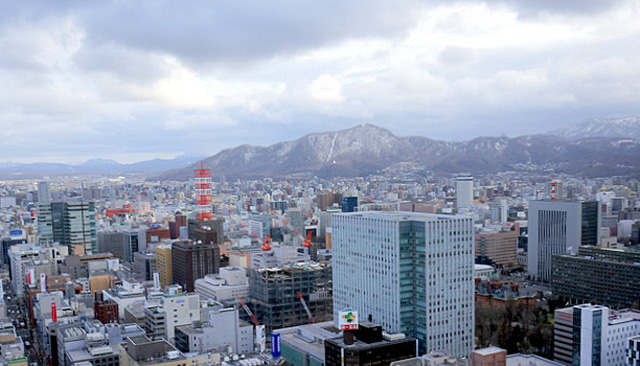 JRタワー日航札幌_プレミアダブル