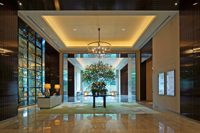 パレスホテル東京_ロビー