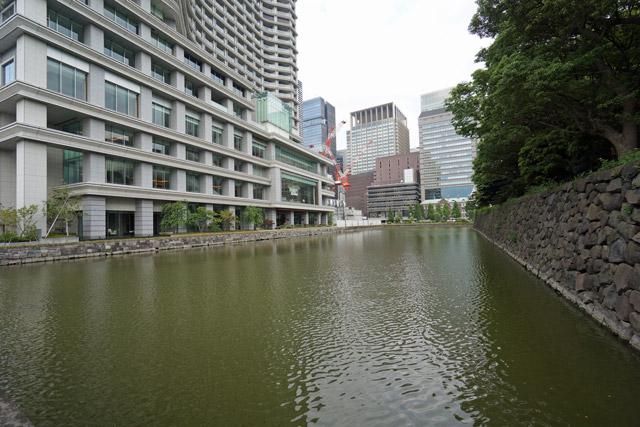 パレスホテル東京_外観