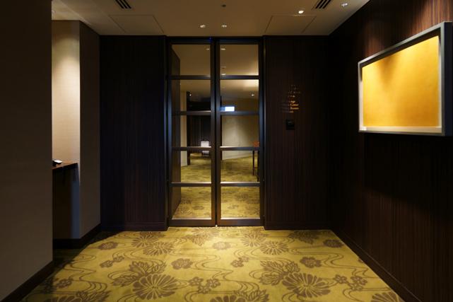 パレスホテル東京_セキュリティドア