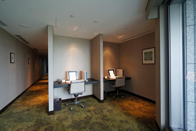 パレスホテル東京_ビジネスセンター